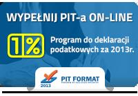 PIT Format 2013 instalacja