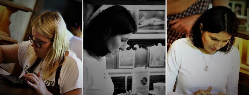 Cafe Lokomotywa dla Promyczka – wystawa zakończona
