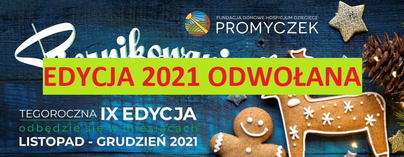 Piernikowanie 2021 odwołane